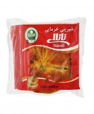 شیرینی خرمایی 130 گرمی نانالی