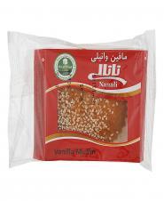 شیرینی مافین وانیلی 80 گرمی نانالی