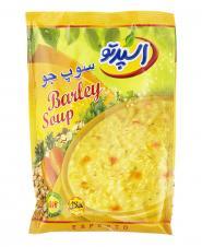 سوپ جو 68 گرمی اسپرتو