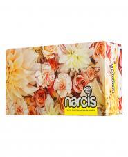 دستمال کاغذی دو لایه 150 برگ نارسیس