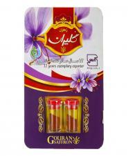 زعفران پودری 1 گرمی گلیران