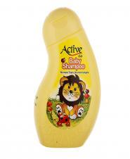 شامپو بچه زرد 250 گرمی  اکتیو