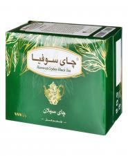 چای سیلان با طعم هل 400 گرمی سوفیا