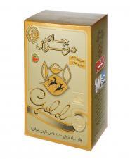 چای سیاه باروتی سیلان 500 گرمی دوغزال