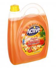 مایع دستشویی نارنجی 3500 گرمی اکتیو