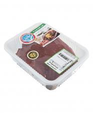 گوشت مخلوط ران و سردست گوساله 1 کیلویی بهینپروتئین