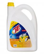 مایع ظرفشویی لیمو وجوش شیرین 3750 گرمی تاژ