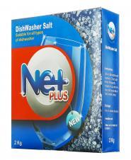 نمک مخصوص ماشین ظرفشویی 2 کیلویی نت پلاس