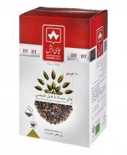 چای سیاه با هل طبیعی 500 گرمی دبش