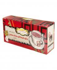 چای کیسهای معطر 25 عددی محسن