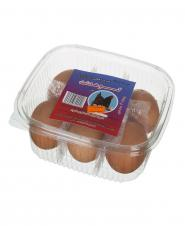 تخم مرغ محلی دو زرده 6 عددی کوهدشت