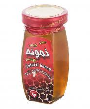 عسل بدون موم 250 گرمی نمونهخوانسار