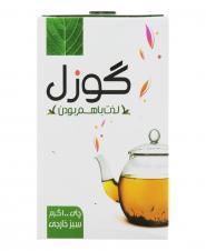 چای سبز خارجی ممتاز 100 گرمی گوزل