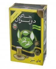 چای سبز با طعم نعنا 250 گرمی دوغزال