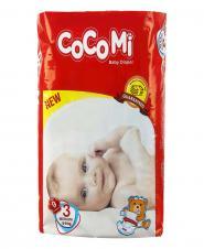 پوشک کامل بچه سایز 3 (9-5 کیلوگرم) 9 عددی کوکومی