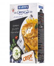 پودر سوخاری مخصوص ماهی 170 گرمی مارتین