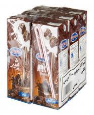 شیر کاکائو فرادما 6 عددی 200 میلی لیتری دومینو