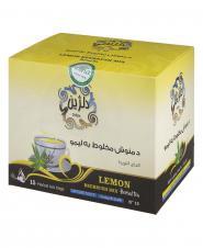 دمنوش مخلوط به لیمو 15 عددی دلژین