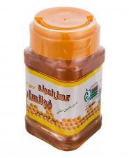 عسل چهار گیاه 500 گرمی نمونهخوانسار