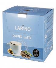 پودر مخلوط کافه با طعم کارامل 12 عددی لارینو