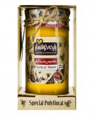 عسل مخصوص چند گیاه 850 گرمی رایحه خوانسار