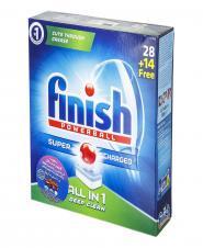 قرص ماشین ظرفشویی دیپ کلین 42 عددی فینیش