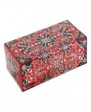 دستمال كاغذی سری فرش نقش هریس لاکی دو لایه 150 برگ سافتلن