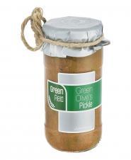 زیتون سبز با طعم مكزیكی 680 گرمی گرینفیلد