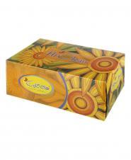 دستمال کاغذی طرح آفتابگردان دو لایه 150 برگ هایکلین