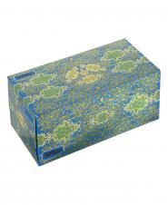 دستمال كاغذی سری فرش نقش درباری دو لایه 150 برگ سافتلن