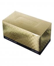 دستمال كاغذی سری طلایی سه لایه 100 برگ سافتلن