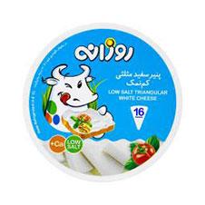 پنیر سفید مثلثی روزانه 16 عددی