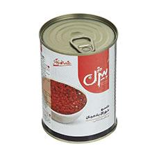 کنسرو خوراک بادمجان بیژن 380 گرمی