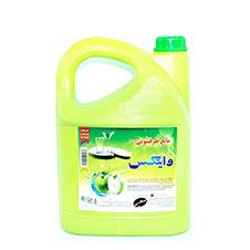 مایع ظرفشویی سیب وایتکس 4 لیتری