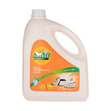 مایع ظرفشویی پرتقال صحت 4000 میلی لیتری
