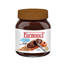 شکلات صبحانه کنجدی فرمند 330 گرمی