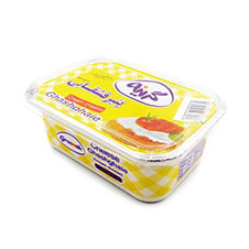 پنیر خامه ای قشقایی گرینه 300 گرمی