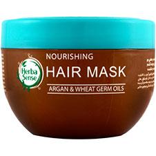 ماسک موی نرم کننده کراتینه و مغذی آرگان و جوانه گندم آردن هرباسنس 250 میلی لیتری