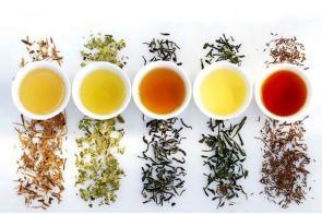 رژیم غذایی با چای